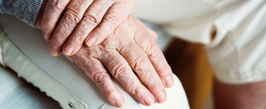 Senioren-Haende