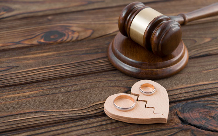 Rechtliche Gefahren bei Scheidung